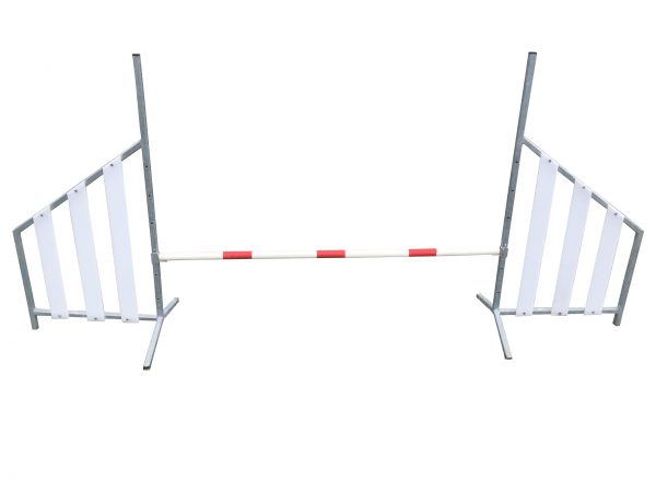 Jednoduchá skoková prekážka pre agility
