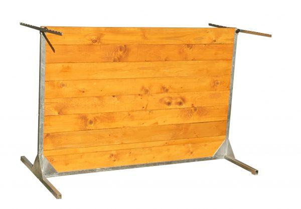 Prekážka pevná drevená s vymedzovacím T-systémom Apanta rei